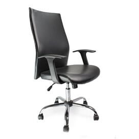 wisconsin-kontorsstol-i-konstlader-kromat-stativ-svart